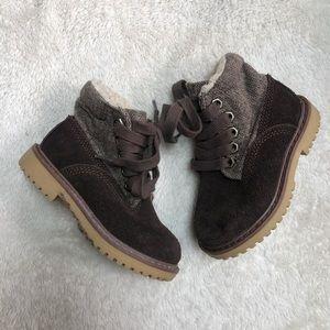 Cherokee boys boots size 6